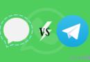 Signal or Telegram