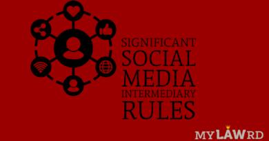 Significant Social Media Intermediaries