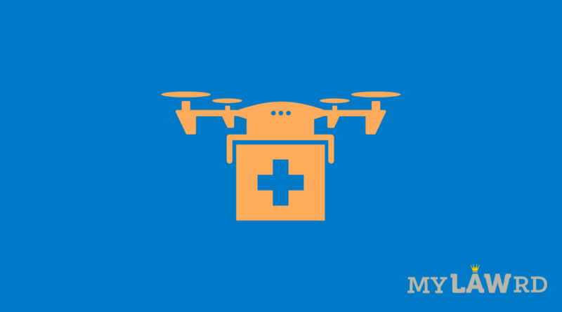 drone based vaccine delivery