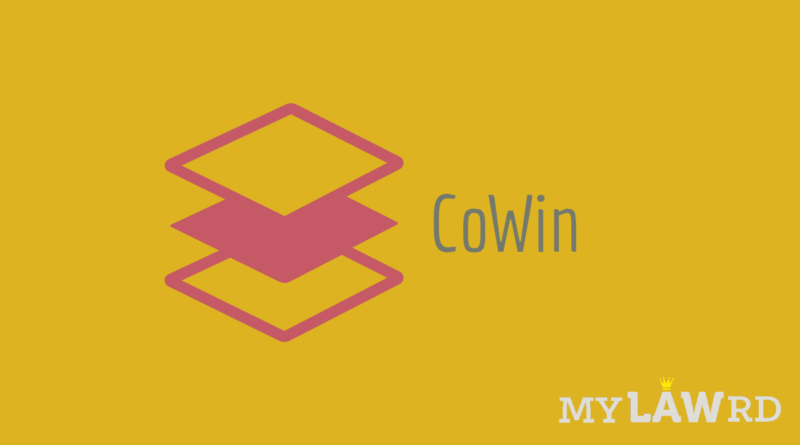 CoWin guidelines
